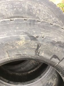 11R24.5 Used Tires