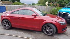 Audi TT 2.0 TFSI 3dr Rare Garnet Red plus Full Service History