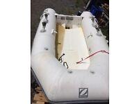 Zodiac yachtline Inflatable tender boat