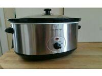 Slow Cooker - 5.5L