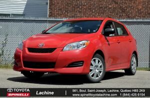 2012 Toyota Matrix BLUETOOTH AIR CRUISE ET++ 90 DAYS WITHOUT PAY