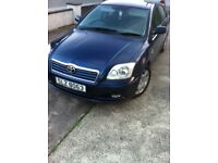 D4D toyota avensis for sale £1200