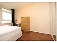 CHEAP DOUBLE ROOM JUST 100£/W. All bills included FREE cleaning service !! 2 month short let