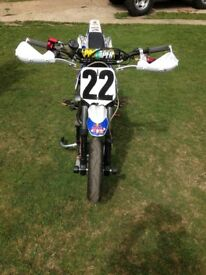 Monstermoto supermoto pitbike