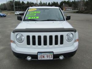 2012 Jeep Patriot Limited 4x4