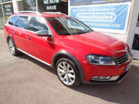 Volkswagen Passat 2.0TDI ( 177ps ) 4X4 BlueMotion Tech ( s/s ) DSG 2014 Alltrack