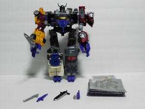 Transformers Combiner Wars Menasor all 6 figures asking $90