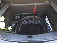 Ford Focus ST/RS boot foams & spare wheel
