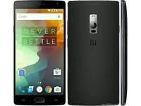 One Plus Two 2 android phone 4gb ram 64gb storage dual sim ( swaps?)
