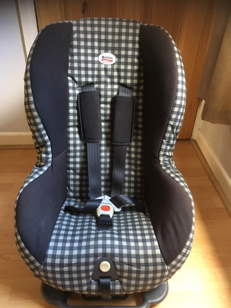 Britax Freeway Baby Car Seat With Instructions