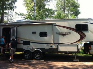 Canyon Trail Fifth Wheel Trailer