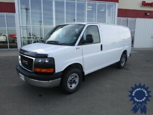 2015 GMC Savana G2500 Cargo Van W/Power Group, Chrome Package