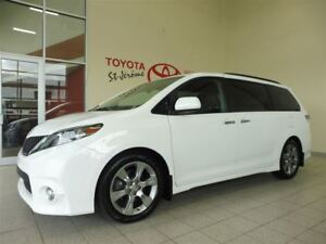 2014 Toyota Sienna * SE * 8 PASSAGERS * GR ELECT * TOIT * MAGS *