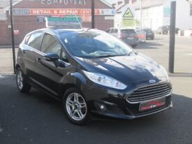 2013 FORD FIESTA 1.5 TDCI ZETEC **FREE TAX** **FINANCE AVAILABLE**
