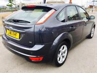 FORD FOCUS 1.6 SPORT 5d 99 BHP LOW RATE FINANCE AVAILABLE!!! (grey) 2011