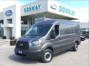 2015 Ford Transit T-250 | 1 OWNER | GREAT MOVING VAN |