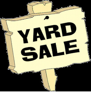 Multi Family Yard Sale- CANCELLED