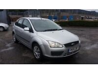 2006 (56 Reg) Ford Focus 1.6 TDCi LX 5dr For £895, Mot'd til 03/07/2018