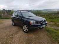 08 VOLVO XC90 SE 2.4 D5 GEARTRONIC FACELIFT MODEL FULLY LOADED EXCELLENT CONDITION