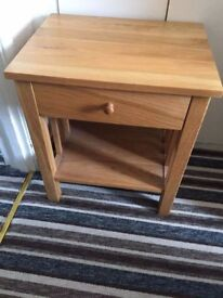 Lovely Bedside Table Cabinet