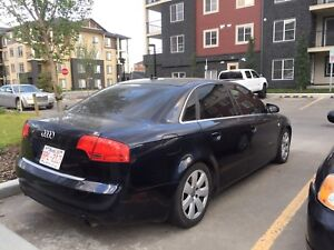 2007 Audi A4 2.0 L turbo AWD