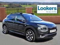 Citroen C4 Cactus BLUEHDI FLAIR EDITION (black) 2017-03-31