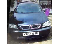 VAUXHALL ZAFRIA 2LITRE - SPARES OR REPAIR