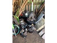 Motorbike/pit bike parts