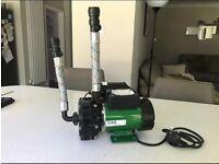Hot and Cold salamander water pump