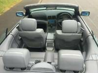 BMW 318i M SPORT CABRIOLET WITH GREY LEATHER