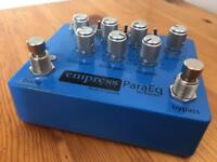 EMPRESS PARA EQ With Boost Pedal.