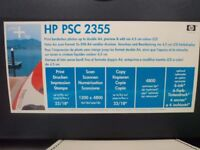 Scanner, Printer & Copier