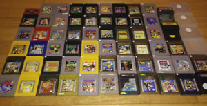 **HUGE SELECTION** GBA / Gameboy Games and Consoles For Sale