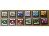 Nintendo DS™Lite (Cobalt Blue/Black) + 12 Nintendo DS Games