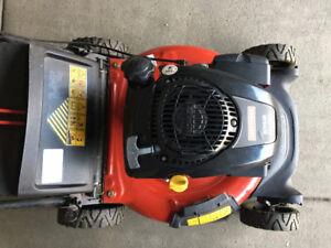 Craftsman Red Lawnmower