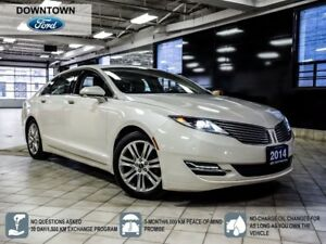 2014 Lincoln MKZ Hybrid, Premium Leather package, Back up camera