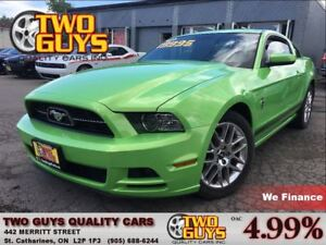 2014 Ford Mustang GOTTA HAVE IT GREEN! TURN SOME HEADS!