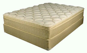 FACTORY SALE      SINGLE Size Pillow Top MATTRESS 180 $ only