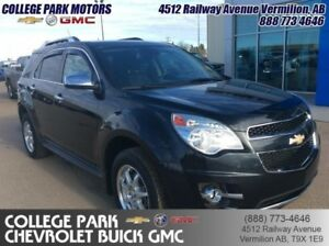 2012 Chevrolet Equinox 2LT  Leather, AWD,
