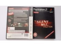 The Silent Hill Collection Playstation 2 Game