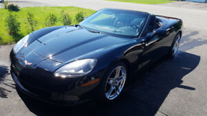 2006 Chevrolet Corvette Convertible 3LT
