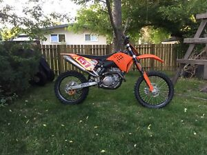 KTM 450 SXF   , Excellent Condition  only $3450 obo.