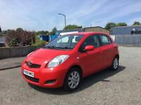 2009(59) Toyota Yaris 1.3 TR Low mileage £30 Tax! 1 Owner Car 2 keys Start/Stop!