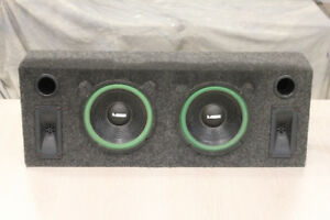 Bass Reflex Speaker Bar