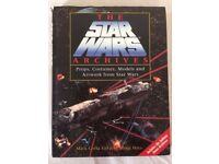 The Star Wars Archives book( also incl Indiana Jones Archives)