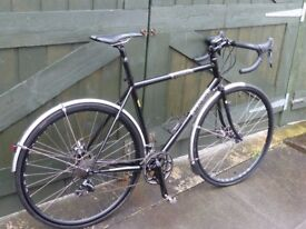 Genesis Equilibrium Road bike.