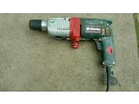 Metabo drill used condition working order!can deliver!