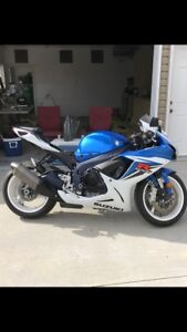 2011 GSXR 600 for sale
