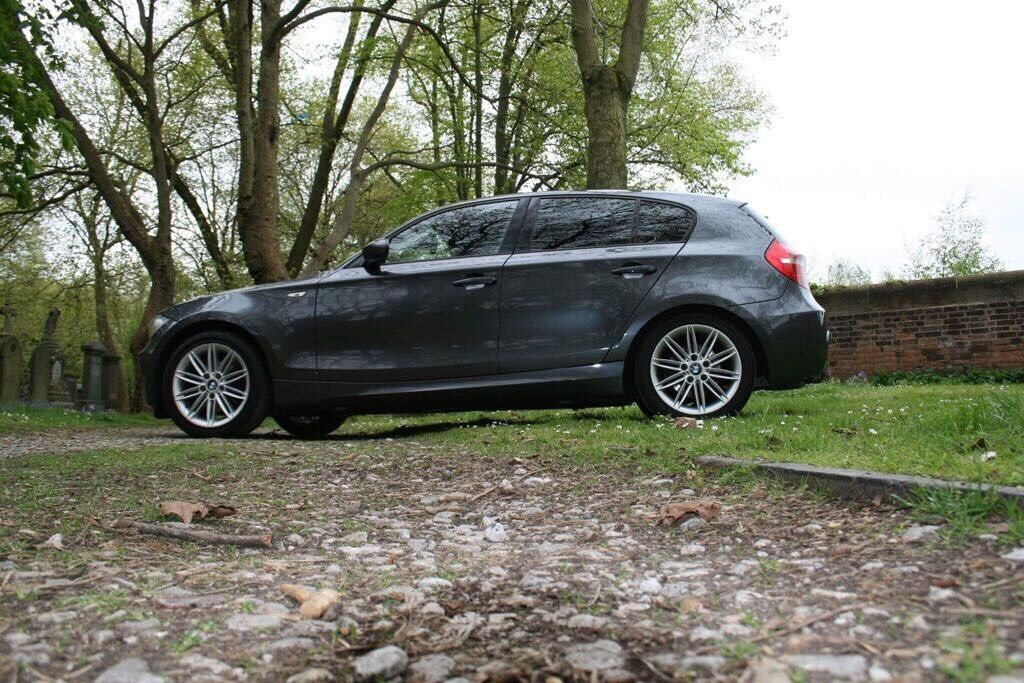 Bmw 1 series 118 M Sport, automatic , excellent condition