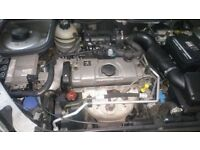 Peugeot 206 1.4 8V Engine Breaking For Parts (2004)